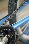 Detail of bike 1