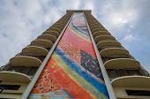 Waikiki Rainbow Tower.