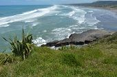 Muriwai Beach - New Zealand