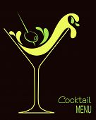 Постер, плакат: Cocktail