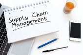 picture of supply chain  - Supply Chain Management  - JPG