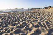 Praia Rena Maiore - Sardenha, Itália