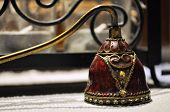 Luxurious antique bell