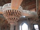 Stone Stalactite Chandelier Carving