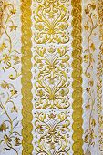 Holy Golden Pattern