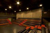 Famous Theatre Interior