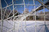 Soccer Winter Goal Net