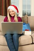Shopping For Christmas Gifts Online