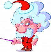 pic of albert einstein  - einstein is a funny and crazy Christmas professor - JPG