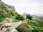 Постер, плакат: Castle In Corinth