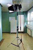 HMI Lamp for shooting