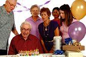 Senior Birthday Bash