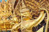 The Garuda At The Emerald Buddha Temple