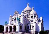 Sacred Heart Basilica in Paris