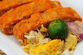 Malay Fish Delicacy