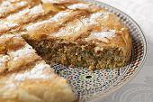 Pastilla marroquí al horno fresca cerca