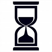 Hourglass Icon, Hourglass Icon Eps10, Hourglass Icon Vector, Hourglass Icon Eps, Hourglass Icon Jpg, poster