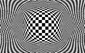 Op Art Design Pattern