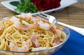 Seafood Spaghetti poster