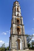 Lookout tower on Cuba