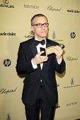 LOS ANGELES - JAN 13:  Christoph Waltz arrives at the 2013 Weinstein Post Golden Globe Party at Beverly Hilton Hotel on January 13, 2013 in Beverly Hills, CA..