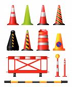 Traffic Cones, Drums & Posts