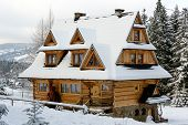 Contemporary Architecture Of Zakopane