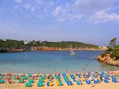 Portinatx Beach (ibiza, Spain)