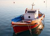 Greek Fishing Dinghy