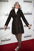 LOS ANGELES - JAN 15:  Elaine Hendrix arrives at the opening night of 'Peter Pan' at Pantages Theate