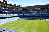 Santiago Bernabeu Stadium of Real Madrid