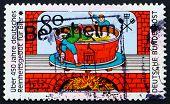 Postage Stamp Germany 1983 Brewers, Engraving