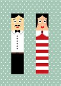 Retro Couples