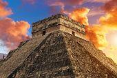 Kukulkan Pyramid, Chichen Itza