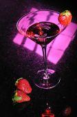 Stawberry Martini