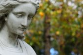 Melancholy Statue