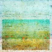 pic of impressionist  - Grunge colorful background - JPG
