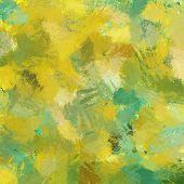 Computer designed impressionist style vintage texture or background