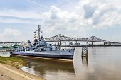 Ship Uss Kidd Serves As Museum