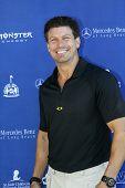 MOOREPARK, CA - SEPT 16:  Paul Logan arrives at the 6th Annual Scott Medlock & Robby Krieger Golf Invitational & All-Star Concert on September 16, 2013 in Moorepark CA.