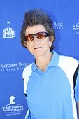 MOOREPARK, CA - SEPT 16: Gary Mule Deer arrives at the 6th Annual Scott Medlock & Robby Krieger Golf Invitational & All-Star Concert on Sept.16, 2013 in Moorepark, CA.