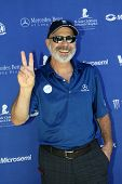 MOOREPARK, CA - SEPT 16:  Danny Seraphine arrives at the 6th Annual Scott Medlock & Robby Krieger Golf Invitational & All-Star Concert on September 16, 2013 in Moorepark CA.