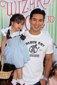 LOS ANGELES - SEP 15:  Mario Lopez at the