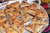 Uzbek Bread Rolls