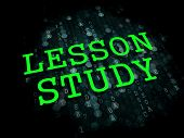 Lesson Study. Education Concept.