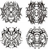 Symmetrical Knot Patterns