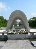 Hiroshima's Peace Arch Memorial