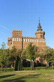 Museum Castell dels Tres Dragons