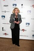 LOS ANGELES - SEP 19:  Joan Rivers at the Heller Awards 2013 at Beverly Hilton Hotel on September 19