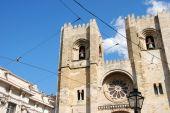 Sé Catedral de Lisboa, Portugal